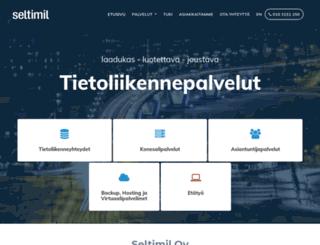 seltimil.com screenshot