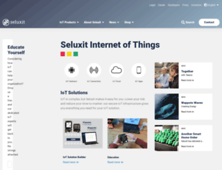 seluxit.com screenshot