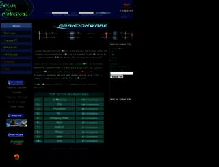 selvacamaleon.net screenshot