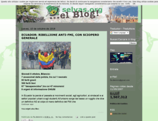selvasorg.blogspot.com screenshot