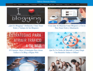 selvioguzmannegociosen.blogspot.mx screenshot