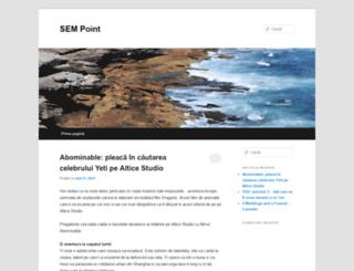 sem-point.com screenshot