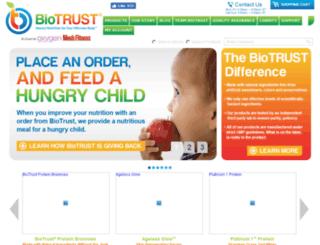 sem.biotrust.com screenshot