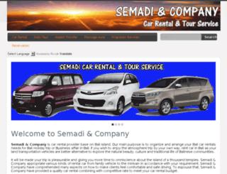 semadincompany.com screenshot