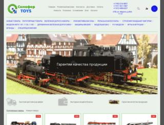 semafor-toys.ru screenshot