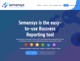 semansys.com screenshot