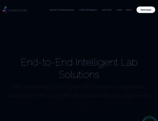 semaphoresolutions.com screenshot