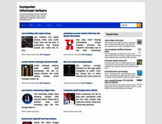 sembarang-info.blogspot.com screenshot