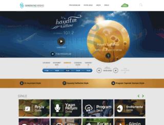 semerkandradyo.com.tr screenshot