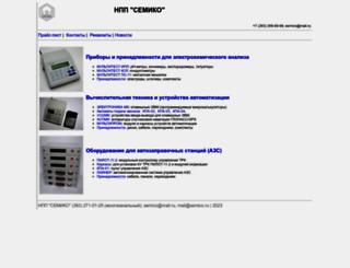 semico.ru screenshot