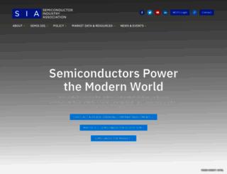 semiconductors.org screenshot