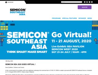 semiconsea.org screenshot