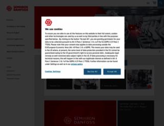 semikron.com screenshot