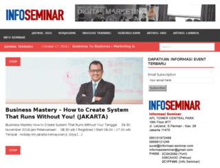 seminar.web.id screenshot
