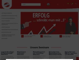 seminare.stiemer.com screenshot
