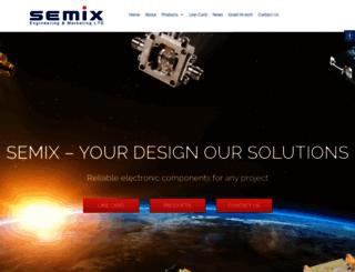 semix.co.il screenshot
