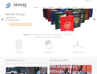 semlex.com screenshot