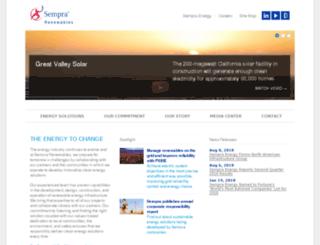 semprausgp.com screenshot