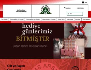 semsarslan.com screenshot