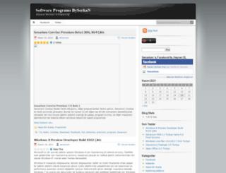 senarium.wordpress.com screenshot