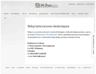 sencity.ie screenshot