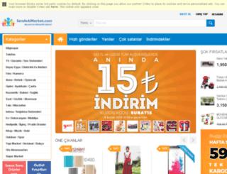 sendealmarket.com screenshot