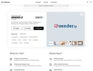 sender.ly screenshot