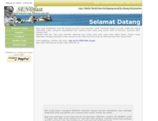 sendfast.net screenshot