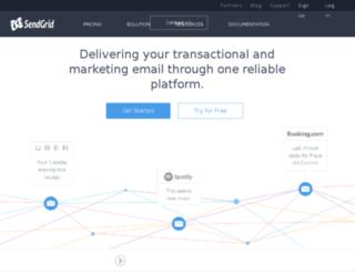 sendgrid1.indiamart.com screenshot
