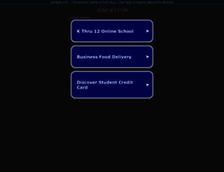 senejet.com screenshot