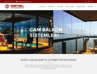 senelcambalkon.com screenshot