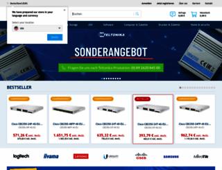 senetic.de screenshot