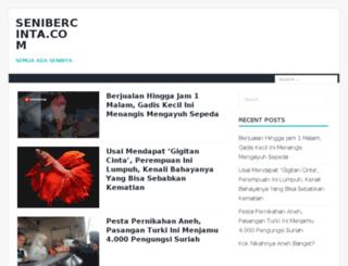 senibercinta.com screenshot
