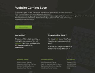 seniorconnect.com screenshot