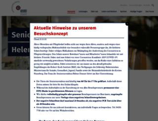seniorenresidenz-helene-donner.drk.de screenshot