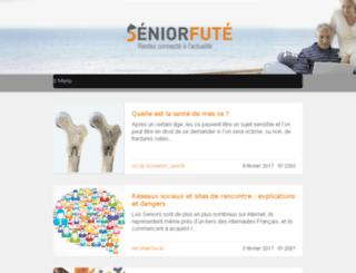 seniorfute.com screenshot