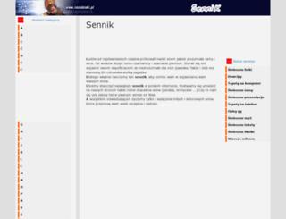 sennik.rozrabiaki.pl screenshot