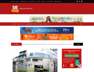 senoticias.com.br screenshot