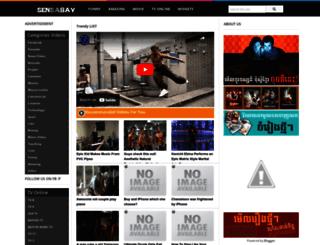 sensabay.blogspot.com screenshot