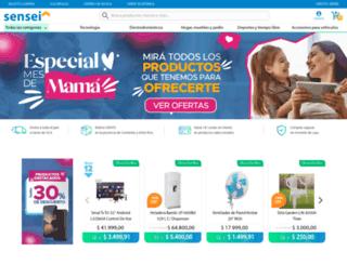 sensei.com.ar screenshot