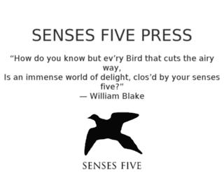 sensesfive.com screenshot