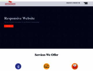 senseware.net screenshot