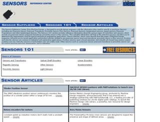 sensors-transducers.machinedesign.com screenshot