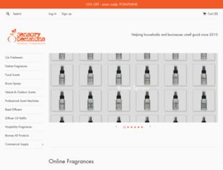 sensorydecisions.com screenshot