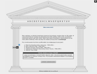 sentencje.friko.pl screenshot