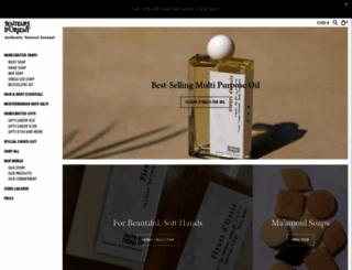 senteursdorient.com screenshot