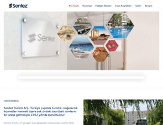 sentez.com.tr screenshot