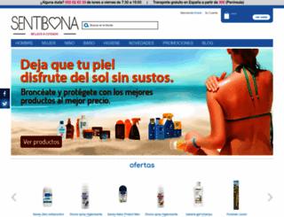 sentibona.com screenshot