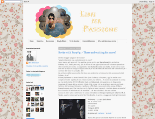 sentimentitralepaginediunlibro.blogspot.it screenshot