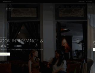 sentinelhotel.com screenshot